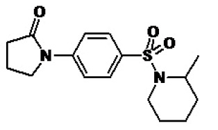 Image for AKR1C3 inhibitor CRT0083914 Small Molecule (Tool Compound)