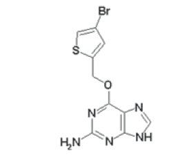 Image for MGMT inhibitor Lomeguatrib Small Molecule (Tool Compound)