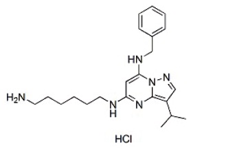 Image for CDK7 inhibitor BS-181 Small Molecule (Tool Compound)