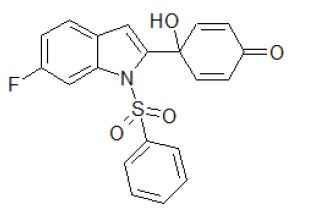 Image for Antitumoral Quinol1h Small Molecule (Tool Compound)