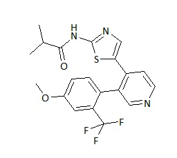 Image for LIMK inhibitor CRT0105446 Small Molecule (Tool Compound)