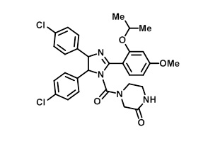 Image for MDM2 inhibitor Nutlin-3 Small Molecule (Tool Compound)